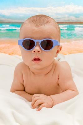 beach baby shower