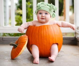 a little pumpkin baby shower
