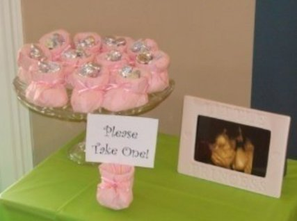 candy table ideas for baby shower
