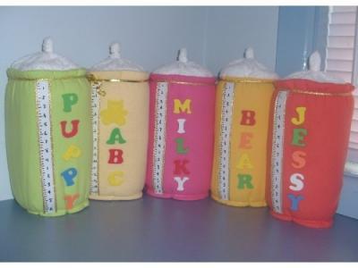 Baby Blanket Bottles