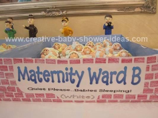 Maternity Ward Cupcakes