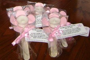 Baby Shower Favor Ideas Shared By Our Readers