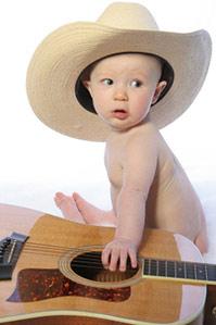baby cowboys