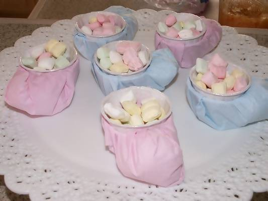 Baby Shower Favor Idea - Quick and Easy!