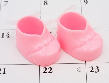 calendar baby shower