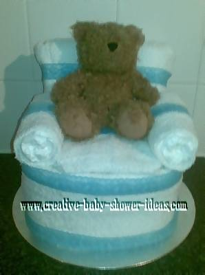 Craft Ideas Baby on This Diaper Chair Craft Idea Was Submitted To Our Website By Karan L