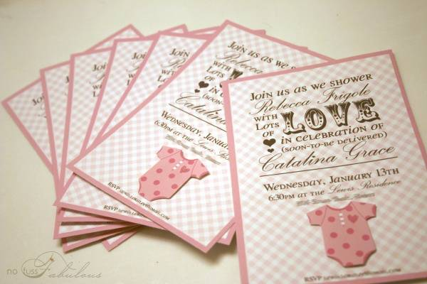 love baby shower invitations