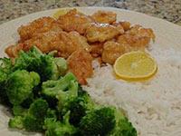 mandarin chicken recipe