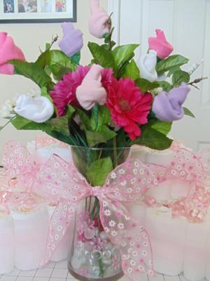 Sock Rose Bouquet