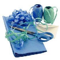 baby shower craft materials