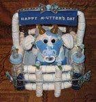 diaper cow