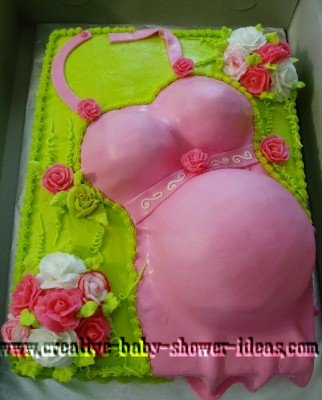 Unique Baby Shower Cakes And Photos