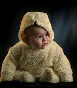 baby in winnie the pooh costume